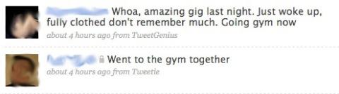 Twit gym