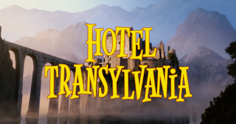 Hotel Transylvania Title