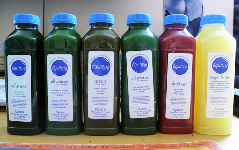 Liquiteria Juice Cleanse