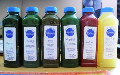 Liquiteria Juice Cleanse