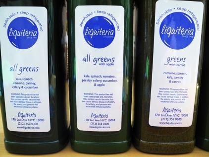 Liquiteria Juice Greens