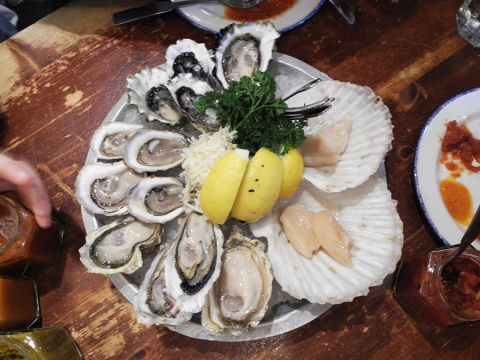 6-Oysters
