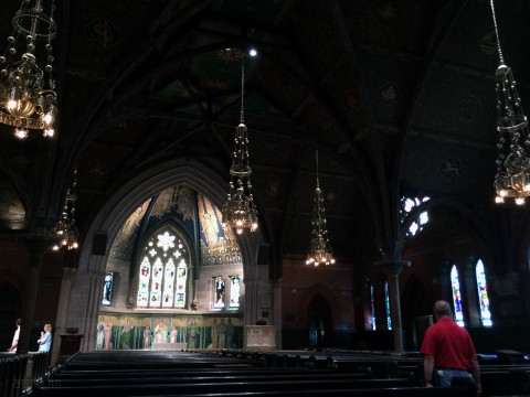 ithaca church